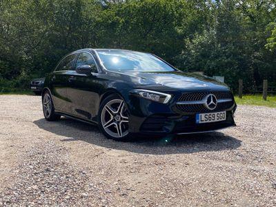 Mercedes-Benz A Class Hatchback 2.0 A200d AMG Line (Executive) 8G-DCT (s/s) 5dr