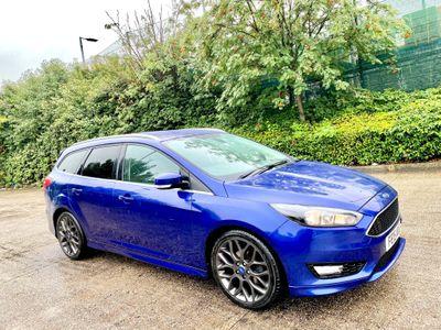 Ford Focus Estate 1.5 TDCi Zetec S (s/s) 5dr
