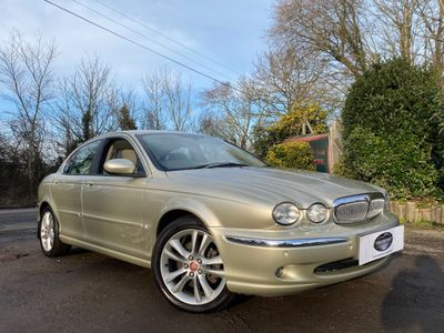 Jaguar X-Type Saloon 3.0 V6 Sovereign (AWD) 4dr