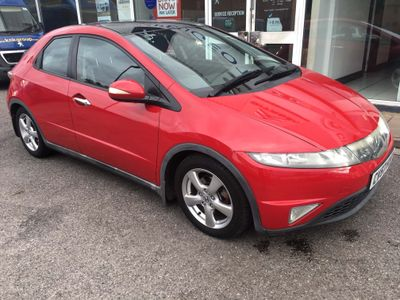 Honda Civic Hatchback 1.8 i-VTEC ES i-Shift 5dr