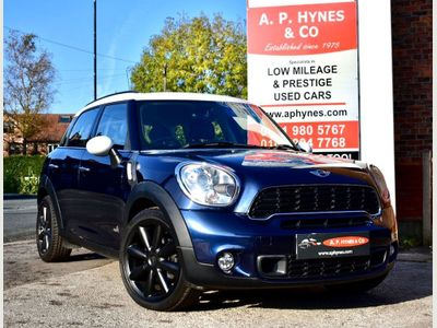 MINI Countryman Hatchback 1.6 Cooper S (Chili) ALL4 5dr
