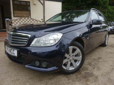 Mercedes-Benz C Class Estate 2.1 C220 CDI BlueEFFICIENCY SE 5dr