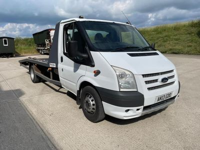Ford Transit Vehicle Transporter Recovery Truck