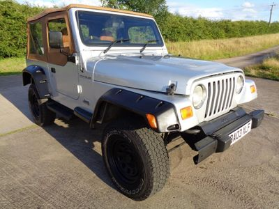 JEEP WRANGLER Convertible 4.0 Summer Edition Soft top 4x4 3dr