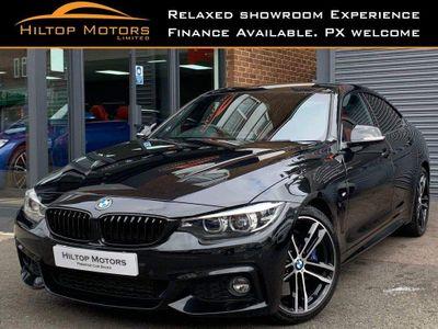 BMW 4 Series Gran Coupe Hatchback 3.0 430d M Sport Gran Coupe Auto (s/s) 5dr