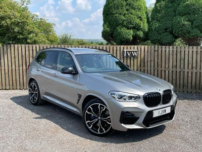 BMW X3 M SUV 3.0i Competition Auto xDrive (s/s) 5dr