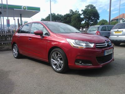 Citroen C4 Hatchback 1.6 e-HDi Airdream Exclusive ETG6 5dr