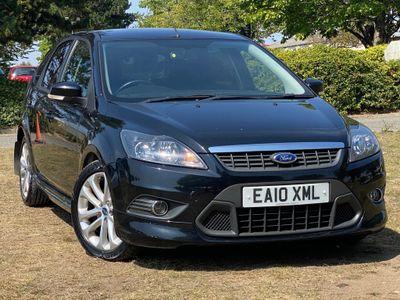 Ford Focus Hatchback 2.0 TDCi Zetec 5dr