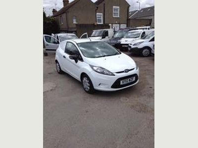 Ford Fiesta Other 1.6 TDCI ECOnetic Panel Van 3dr