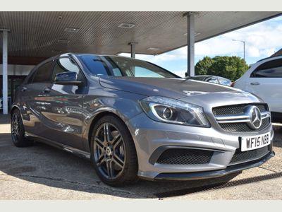 Mercedes-Benz A Class Hatchback 2.0 A45 AMG 7G-DCT 4MATIC 5dr