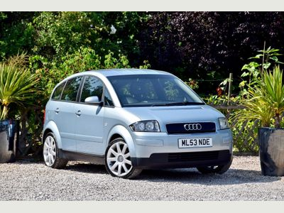 AUDI A2 Hatchback 1.4 Colour Storm 5dr