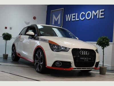 Audi A1 Hatchback 1.4 TFSI Competition 3dr