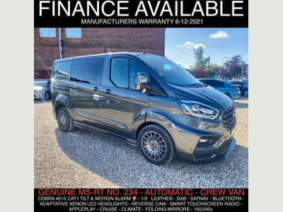 Ford Transit Custom Combi Van 2.0 320 MS - RT LIMITED AUTO 5 SEATS