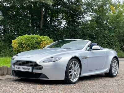 Aston Martin Vantage Convertible 4.7 V8 N420 Roadster 2dr