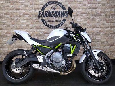 Kawasaki ER-6N Naked 650 ABS Naked
