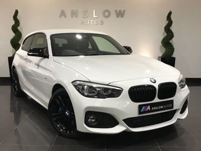 BMW 1 Series Hatchback 2.0 125d M Sport Shadow Edition Sports Hatch Auto (s/s) 3dr