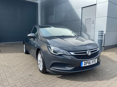 Vauxhall Astra Hatchback 1.0i Turbo ecoFLEX Tech Line (s/s) 5dr