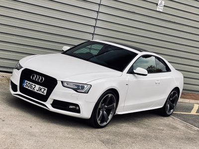 Audi A5 Coupe 3.0 TDI Black Edition Multitronic 2dr