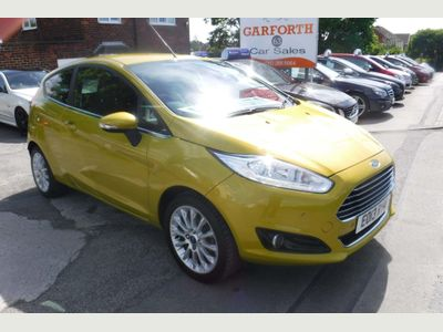 Ford Fiesta Hatchback 1.6 Titanium X Powershift 3dr