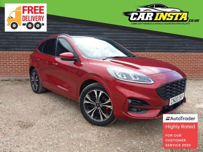 Ford Kuga SUV 2.0 EcoBlue ST-Line X First Edition Auto AWD (s/s) 5dr