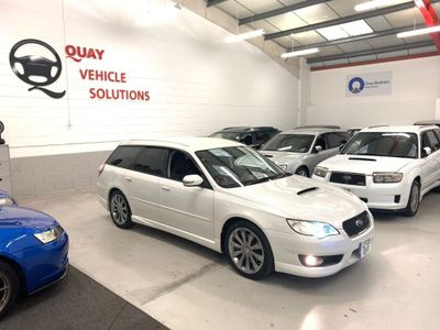 Subaru Legacy Estate JDM BP5 SPEC B TWINSCROLL TURBO AUTO SI