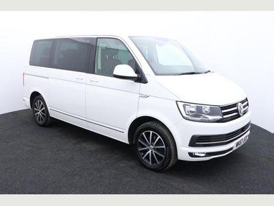 Volkswagen Caravelle MPV 2.0 TDI BlueMotion Tech Executive SWB EU6 (s/s) 5dr