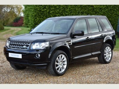 Land Rover Freelander 2 SUV 2.2 SD4 SE Tech 4X4 5dr