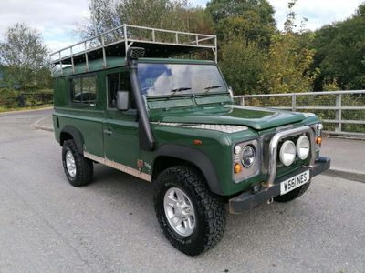Land Rover Defender 110 SUV 2.5 TD5 GALVANISED CHASSIS