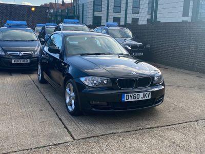 BMW 1 Series Coupe 2.0 120d Sport Auto 2dr