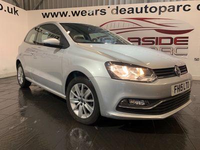 Volkswagen Polo Hatchback 1.4 TDI BlueMotion Tech SE (s/s) 3dr