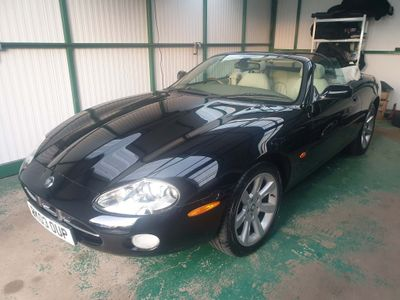 Jaguar XK8 Convertible 4.2 2dr