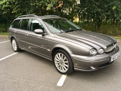 Jaguar X-Type Estate 2.2 D S 5dr
