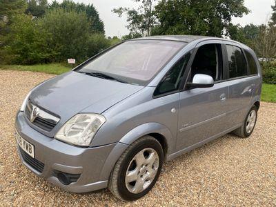 Vauxhall Meriva MPV 1.6 i 16v Breeze Easytronic 5dr