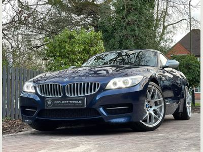 BMW Z4 Convertible 3.0 35is DCT sDrive 2dr