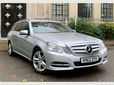Mercedes-Benz E Class Estate 2.1 E220 CDI BlueEFFICIENCY SE (Executive) G-Tronic 5dr