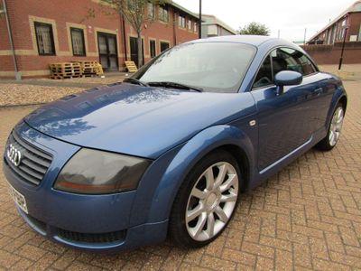 Audi TT Unlisted 1.8 QUATTRO COUPE 225 BHP 2 DR