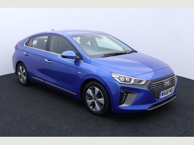 Hyundai Ioniq Hatchback 1.6 h-GDi 8.9kWh Premium DCT (s/s) 5dr