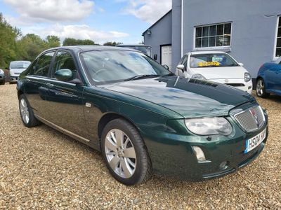 ROVER 75 Saloon 2.5 V6 Contemporary SE 4dr