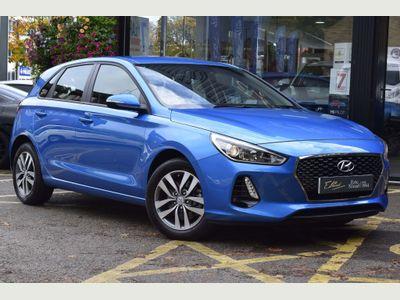 Hyundai i30 Hatchback 1.0 T-GDi Blue Drive SE (s/s) 5dr