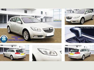 Vauxhall Insignia Estate 2.0 CDTi Elite Sports Tourer Auto 5dr