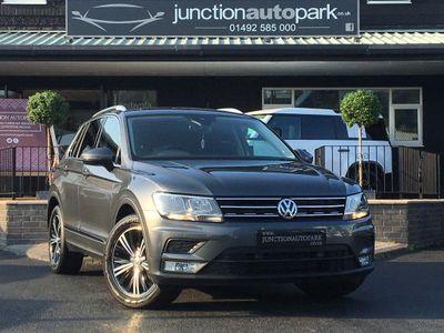 Volkswagen Tiguan SUV 2.0 TDI BlueMotion Tech SE (s/s) 5dr