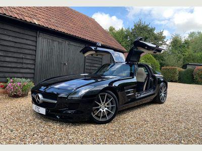 Mercedes-Benz SLS Coupe 6.2 AMG 2dr