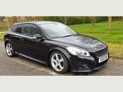 Volvo C30 Coupe 2.0 TD R-Design 2dr
