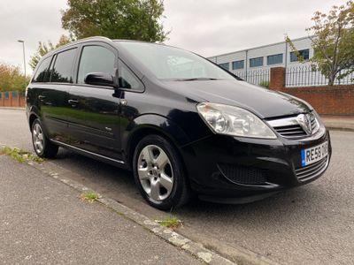 Vauxhall Zafira MPV 1.8 16V Breeze 5dr