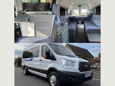 Ford TRANSIT 2.2 460 155 TREND Econetictech CAMPER VAN Campervan 2.2 TDCI 460 155 TREND CAMPER VAN