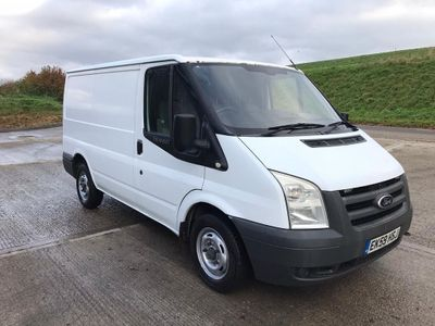 Ford Transit Panel Van 2.2 TDCi Duratorq 280 S Low Roof Panel Van Duratorq 5dr (SWB)