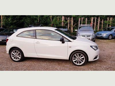 SEAT Ibiza Hatchback 1.4 Toca SportCoupe 3dr