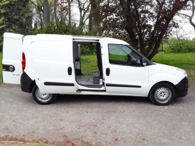 Vauxhall Combo Panel Van 1.6 CDTi 2300 16v Panel Van L2 H1 (s/s) 3dr