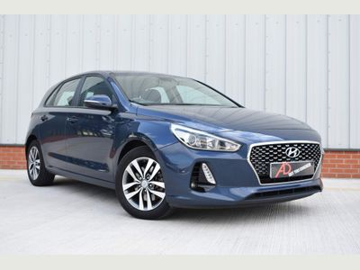 Hyundai i30 Hatchback 1.6 CRDi Blue Drive SE Nav (s/s) 5dr