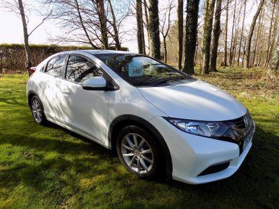 Honda Civic Hatchback 1.4 i-VTEC S 5dr